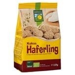 Bohlsener Mühle Bio Kokos Haferling Kekse 125g