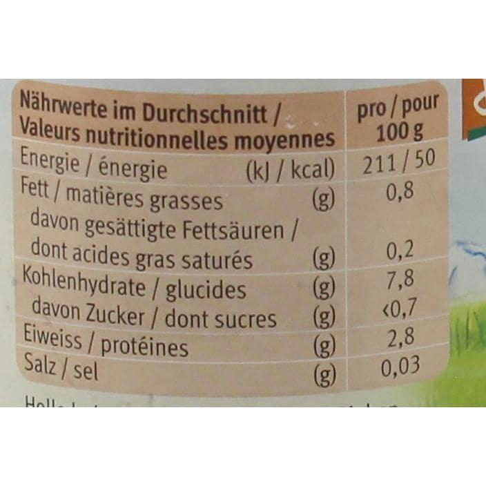 Holle Bio Kürbis mit Huhn Babynahrung 190g