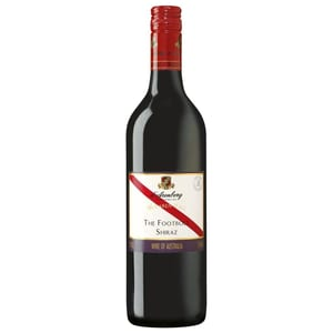 D'Arenberg The Footbolt Shiraz Rotwein trocken Australien 14,4% 0,75l
