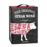 The Original Steak Wine Malbec Rotwein 13,5% BaginBox 3,0l
