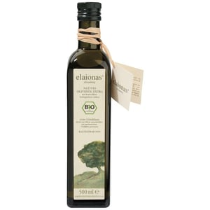 Elaionas Bio Natives Olivenöl Extra 500ml
