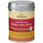 Herbaria Bio Farben von Jaipur Indischer Curry Gewürzmischung 80g