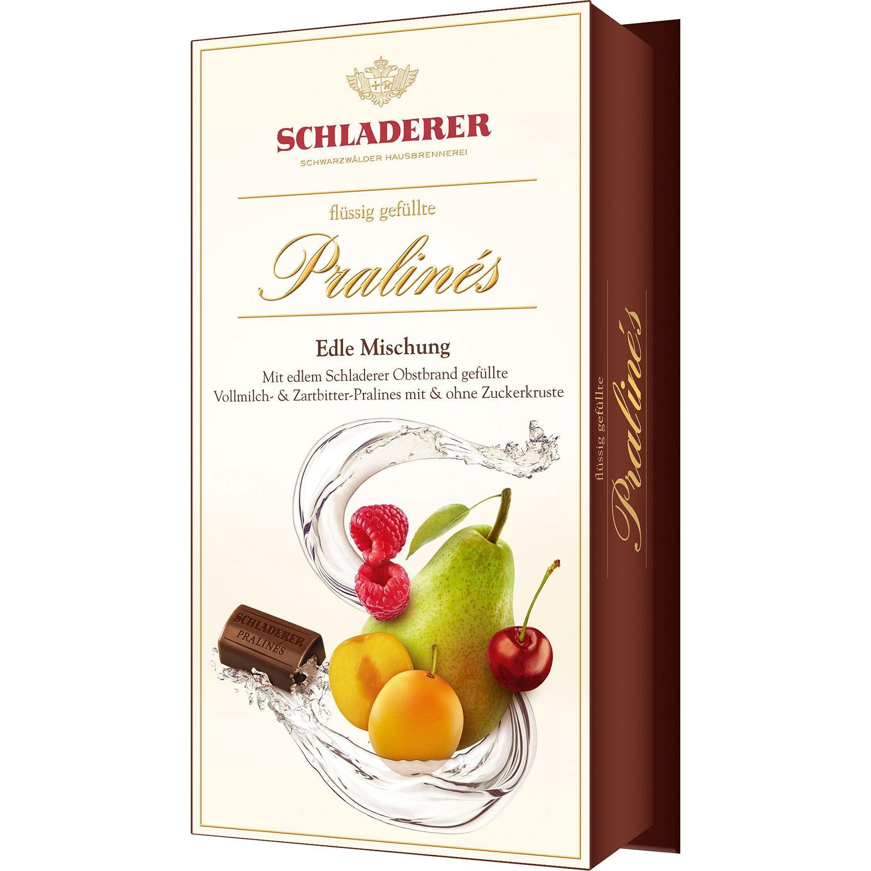 Schladerer Pralinés Edle Mischung Pralinen 12St/127g