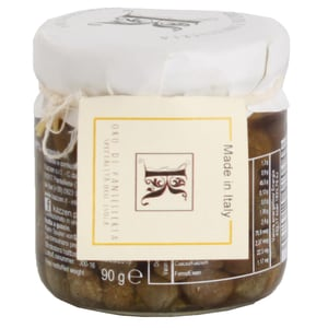Kazzen - Kapern in Olivenöl - 90g