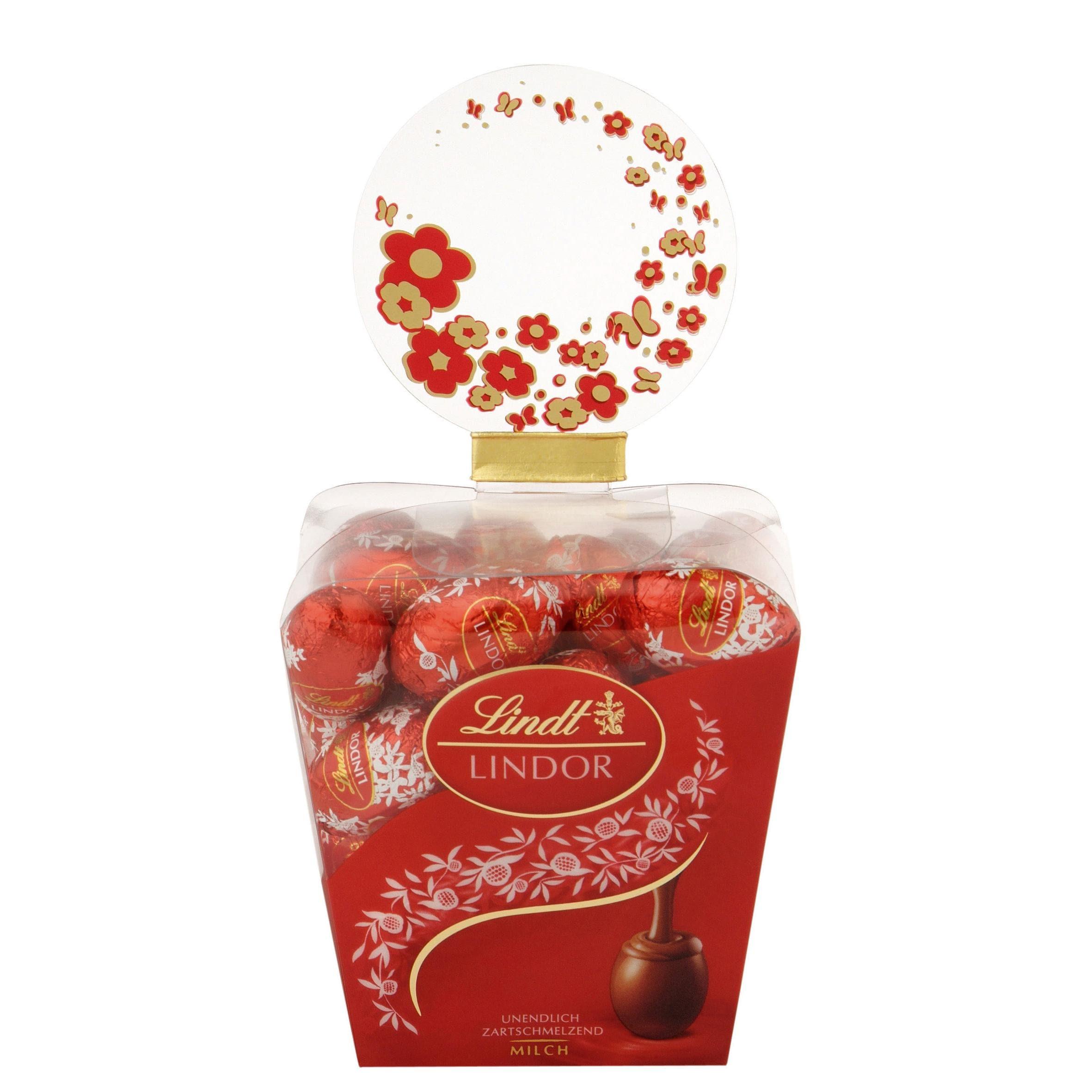 Lindt Lindor Mini-Eier Milch Schokolade 150g