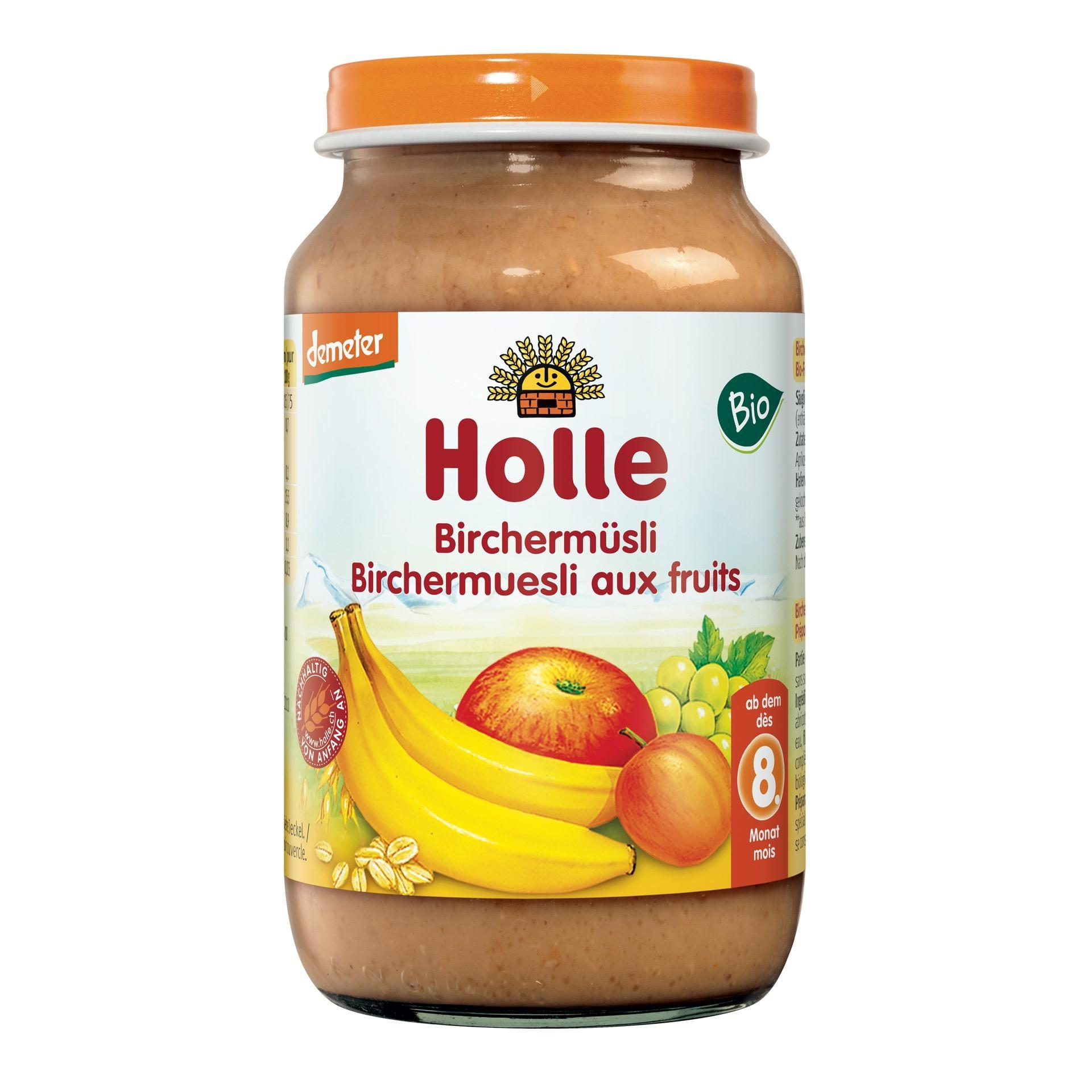 Holle - Birchermüsli Bio - 220g