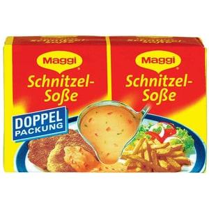 Maggi - Schnitzel-Soße Fertigsauce - 2x0,25l