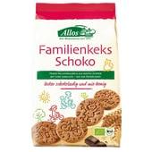 Allos Bio Familienkeks Schoko 200g
