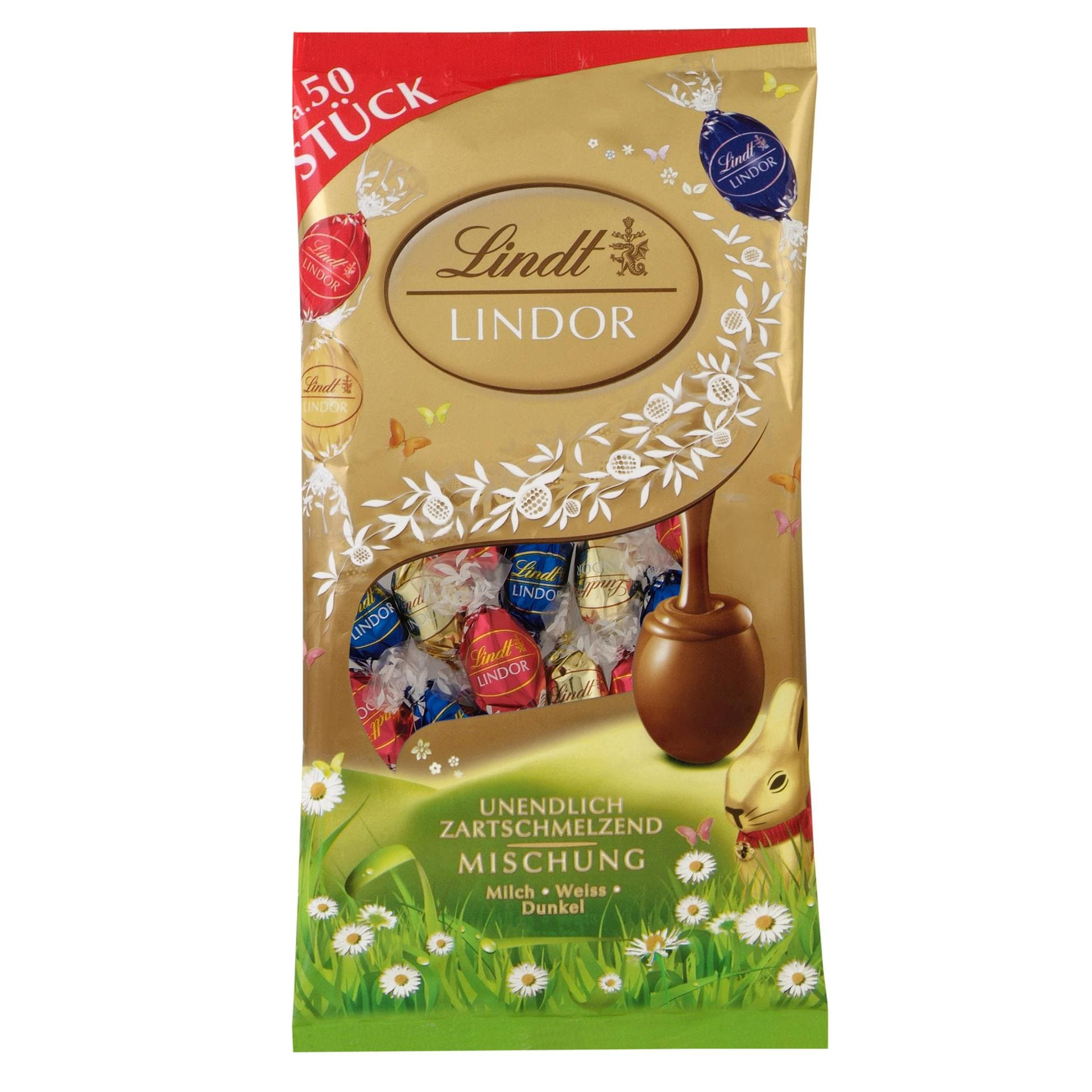 Lindt Lindor Mini-Eier Mischung 236g