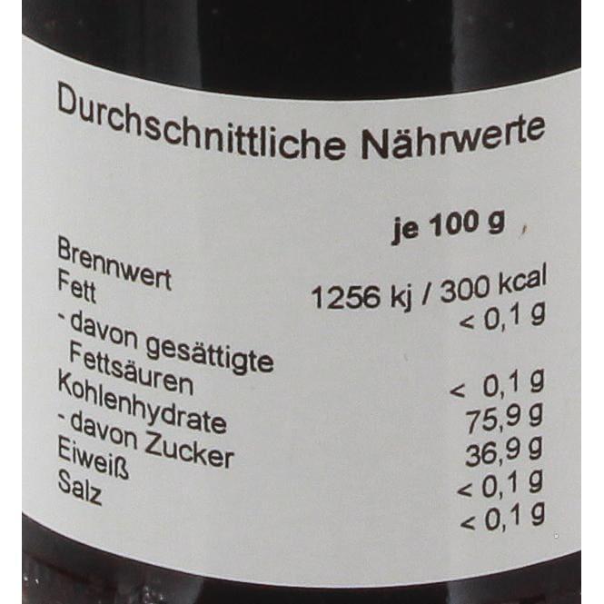 Gut Lindau - Kandierte Rote Feigen-Senf-Sauce Dip Soße - 100ml
