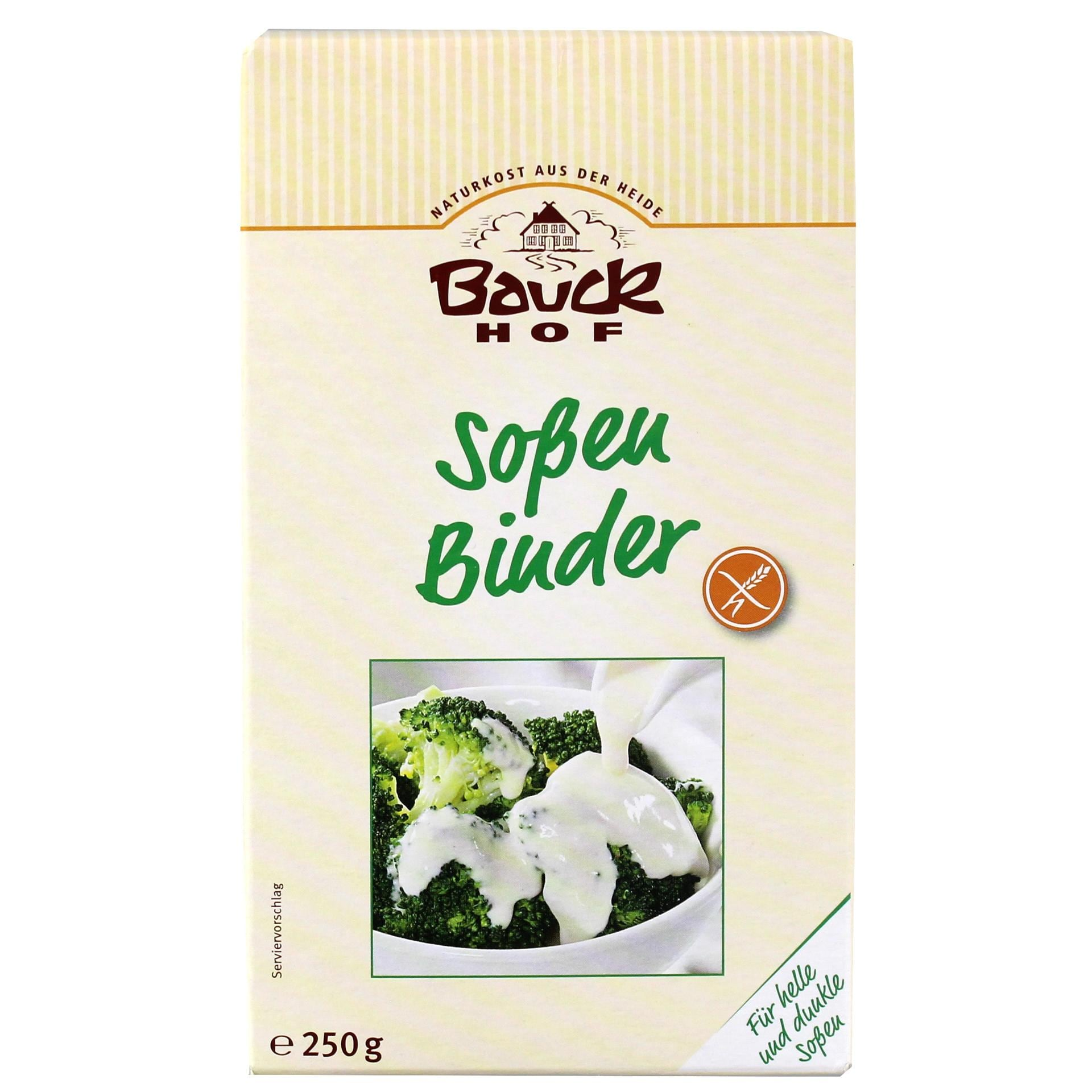 Bauck Bio Soßenbinder 250g