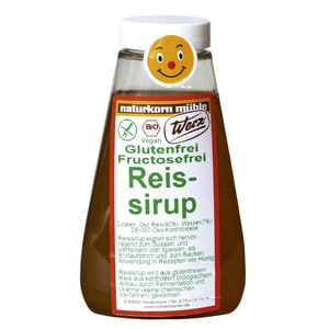 Werz Bio Reissirup 300g