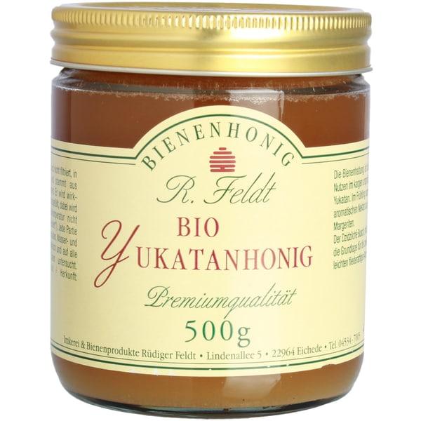 Feldt Bio Yukatanhonig 500g