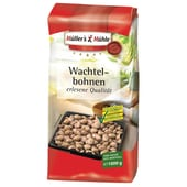 Müller's Mühle Wachtelbohnen 1kg