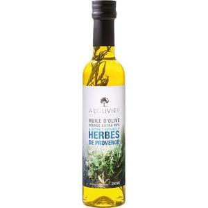 A L'Olivier - Olivenöl mit Kräutern der Provence - 250ml