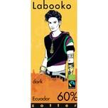 Zotter Bio Labooko 60% Ecuador Fairtrade Schokolade 70g