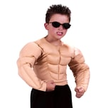 Fun World Kinder Muskelshirt