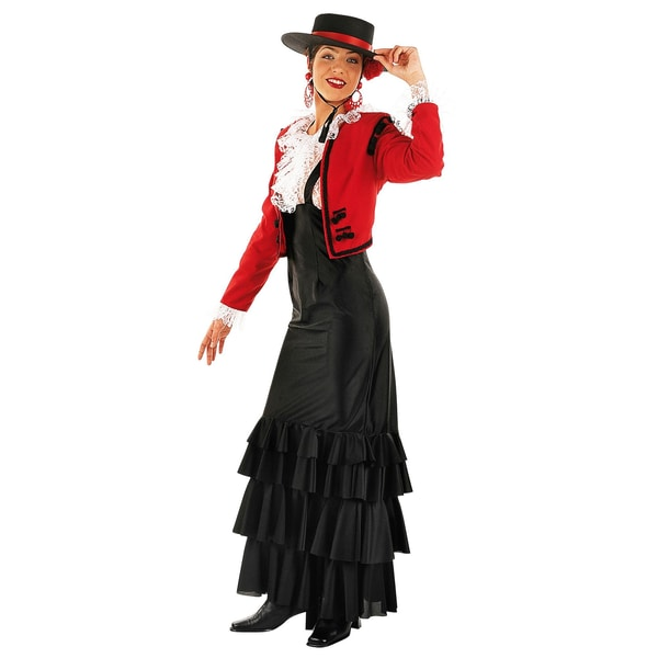 Limit Sport Flamenco-Tänzerin Kostüm