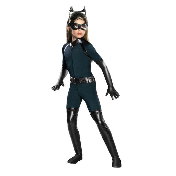 Rubies Catwoman Deluxe Kinderkostüm