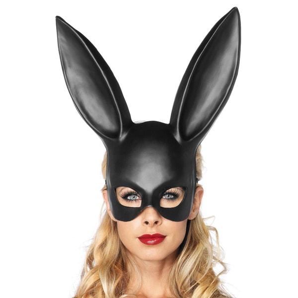Leg Avenue Fetisch-Bunny Halbmaske