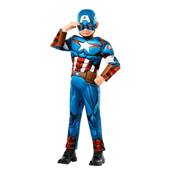 Rubies Avengers Assemble Captain America Kinderkostüm