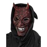 Fun World Glowing Devil Maske