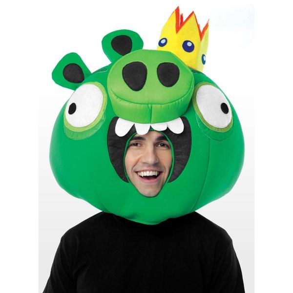 Angry Birds King Pig Maske