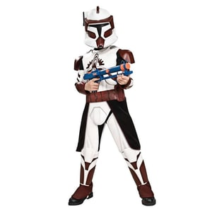 Rubies Clone Trooper Commander Fox Kinderkostüm