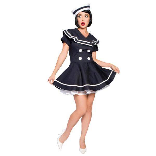 Roma Costumes Sexy Pin Up Matrosin Kostüm