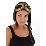 Elope Aviator Mütze braun