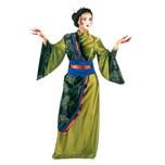 Limit Sport Geisha grün Kostüm