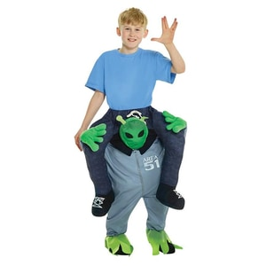 Morphsuits Carry Me Kinderkostüm Alien