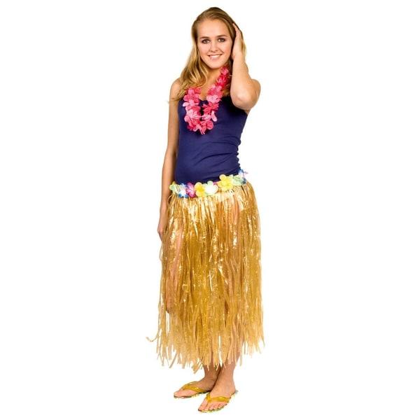 Boland Hula-Rock uni Kostüm