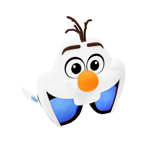 Sun Staches Olaf Partybrille