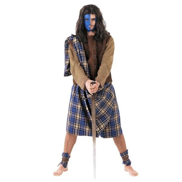 Limit Sport Schottischer Highlander Kostüm