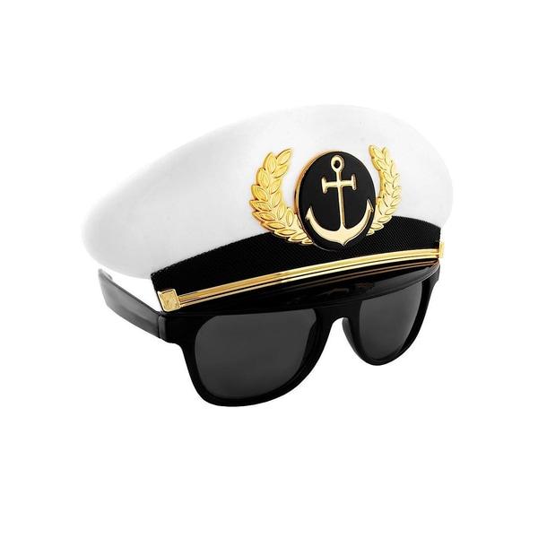 Sun Staches Kapitän Partybrille