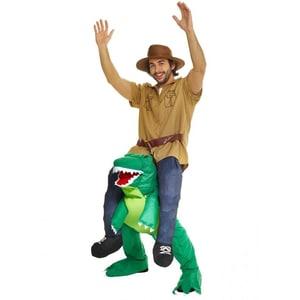 Morphsuits Carry Me Kostüm T-Rex