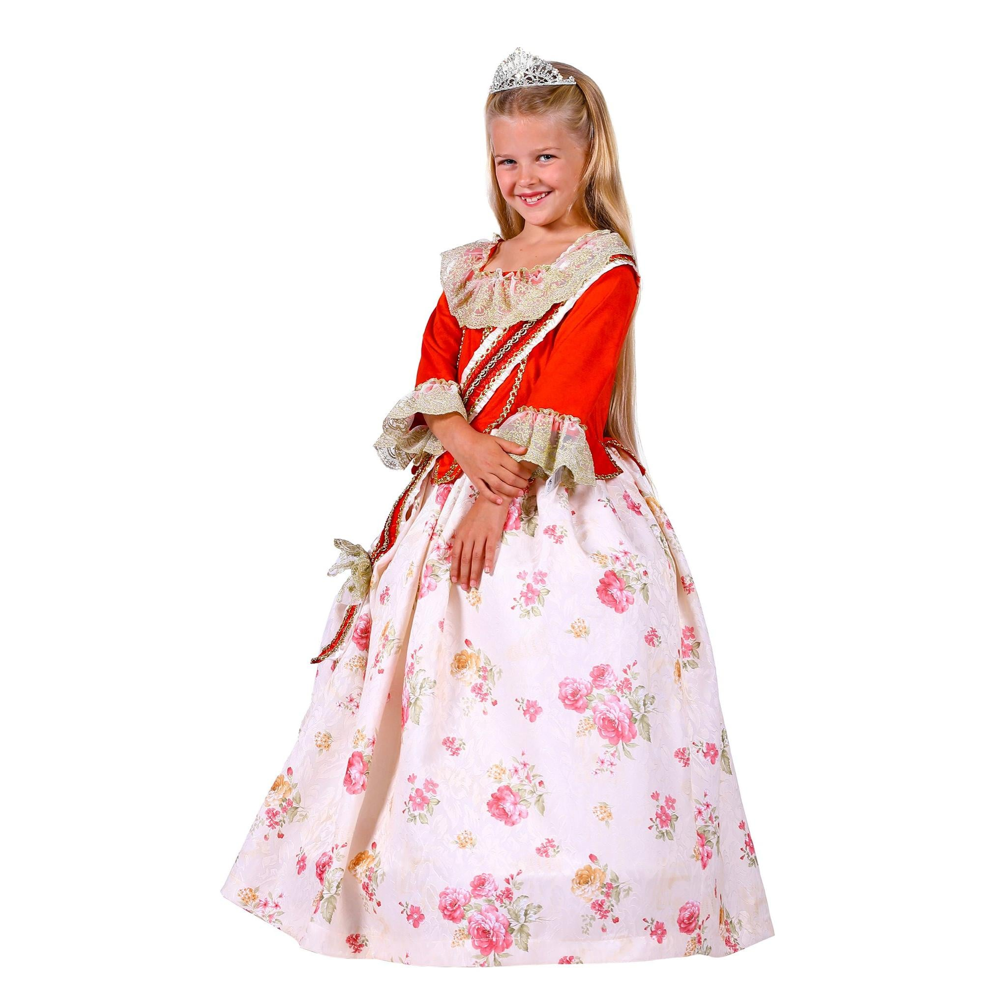 Thetru Barocke Prinzessin Kinderkostüm