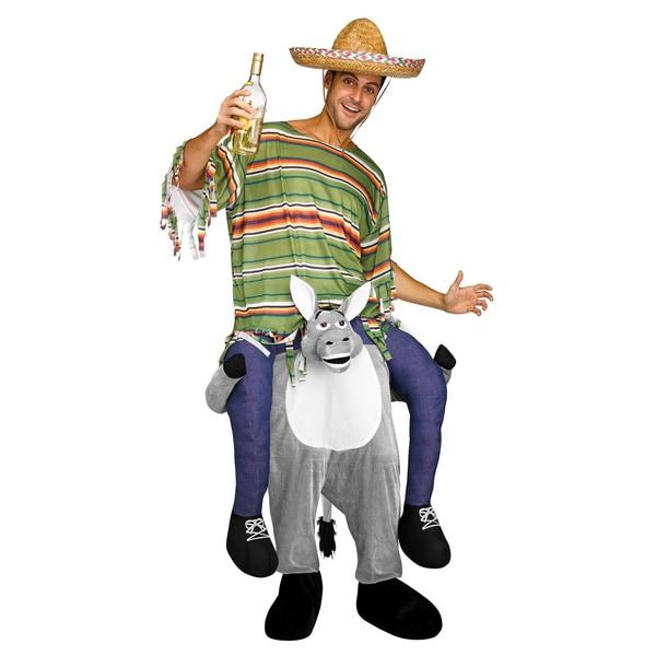 Fun World Carry Me Kostüm Esel