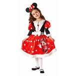 Rubies Disney's Minnie Maus Kinderkostüm