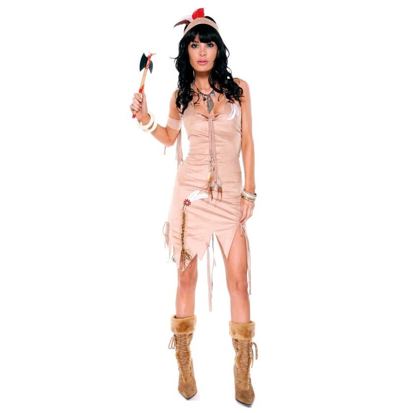 Forplay Sexy Indianerfrau Kostüm