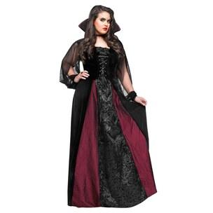 Fun World Gothic Vampirin Kostüm