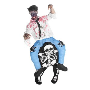 Morphsuits Carry Me Kostüm Skelett