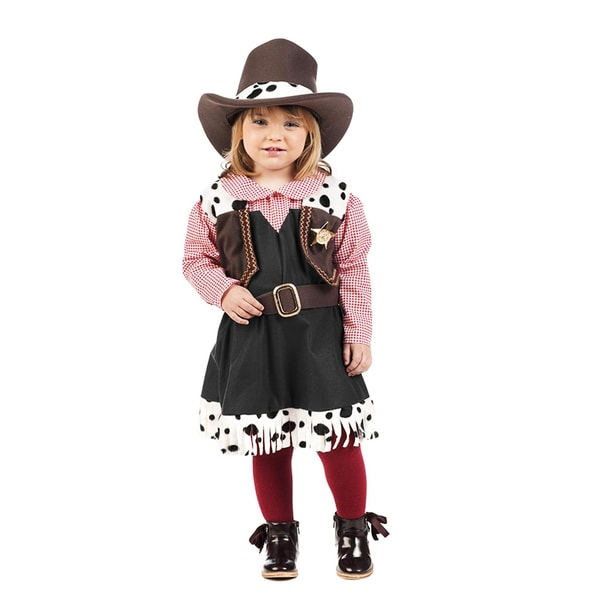 Limit Sport Cowgirl Kinderkostüm