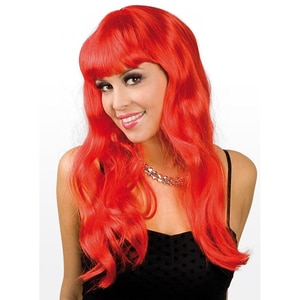 Boland Lange Haare rot Perücke