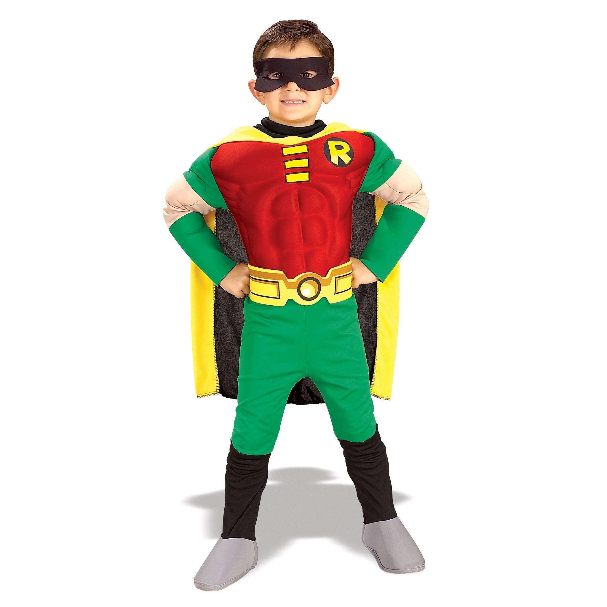 Rubies Original Batman Robin Kinderkostüm