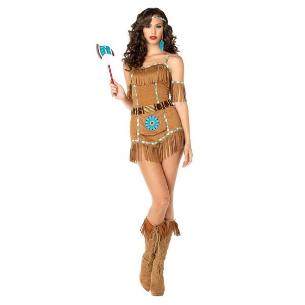 Leg Avenue Cherokee Squaw Kostüm