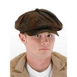 Elope Gatsby Mütze braun