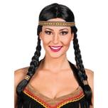 Boland Prärie Indianerin Perücke