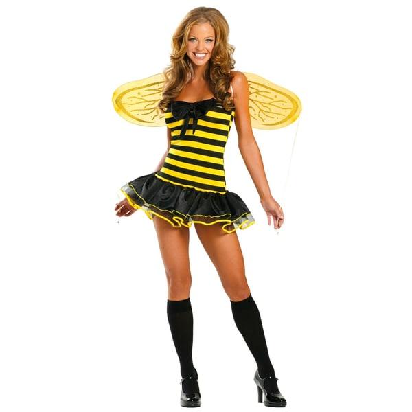 Roma Costumes Sexy Honigbiene Kostüm